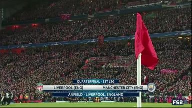 Full match: Liverpool vs Manchester City