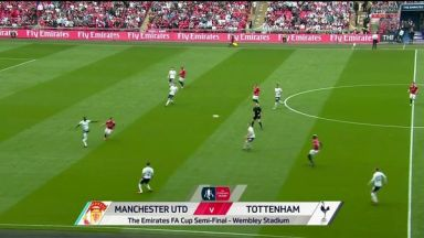 Full match: Manchester United vs Tottenham Hotspur