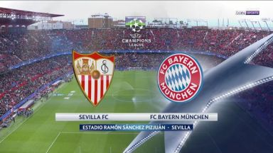 Full match: Sevilla vs Bayern Munich