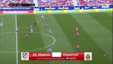 Full match: Atletico Madrid vs Espanyol