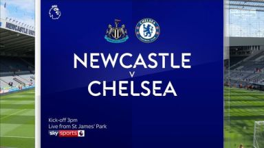 Full match: Newcastle United vs Chelsea