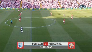 Full match: England vs Costa Rica