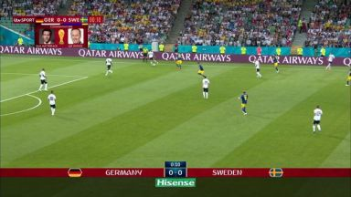 Full match: Germany vs Sweden