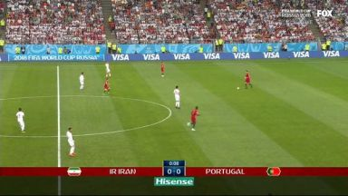 Full match: Iran vs Portugal