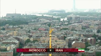 Full match: Morocco vs Iran