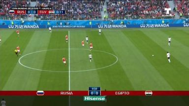 Full match: Russia vs Egypt