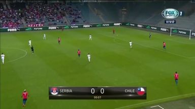 Full match: Serbia vs Chile