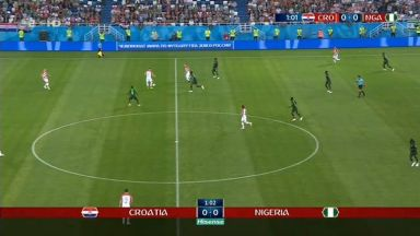 Full match: Croatia vs Nigeria
