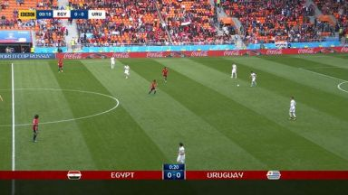 Full match: Egypt vs Uruguay