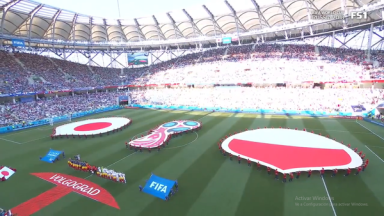 Full match: Japan vs Poland