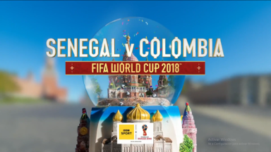 Full match: Senegal vs Colombia
