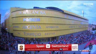Full match: Spain vs Switzerland