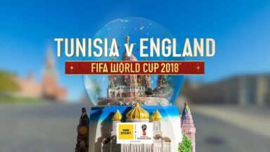 Full match: Tunisia vs England
