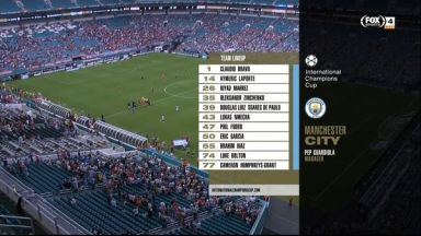 Full match: Bayern Munich vs Manchester City