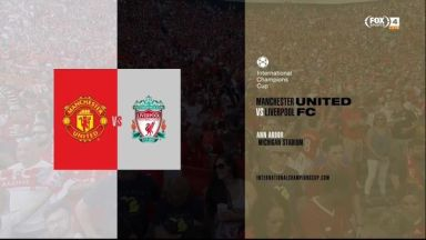 Full match: Manchester United vs Liverpool