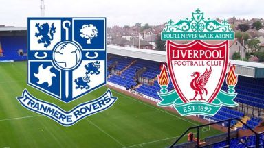 Full match: Tranmere Rovers vs Liverpool