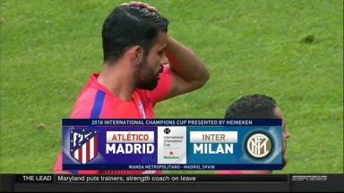 Full match: Atletico Madrid vs Inter Milan