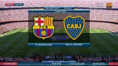 Full match: Barcelona vs Boca Juniors