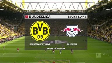 Full match: Borussia Dortmund vs RB Leipzig