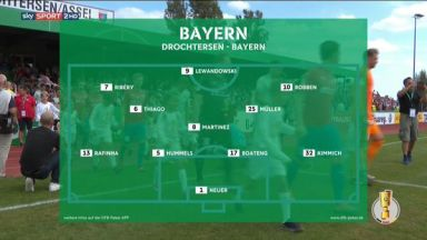 Full match: Drochtersen / Assel vs Bayern Munich