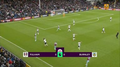 Full match: Fulham vs Burnley