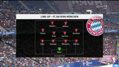 Full match: Hamburger SV vs Bayern Munich