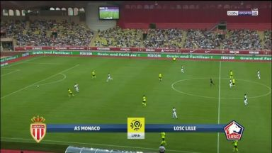 Full match: Monaco vs Lille