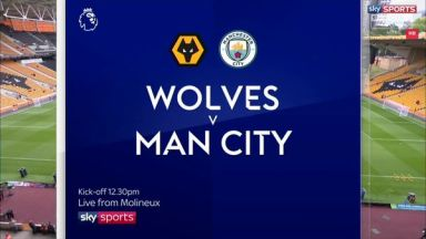 Full match: Wolverhampton Wanderers vs Manchester City