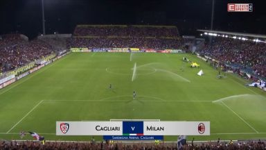 Full match: Cagliari vs AC Milan