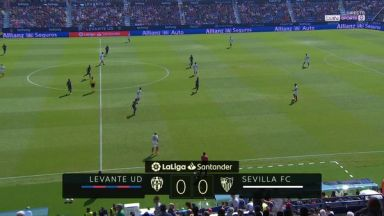 Full match: Levante vs Sevilla