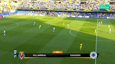 Full match: Villarreal vs Rangers
