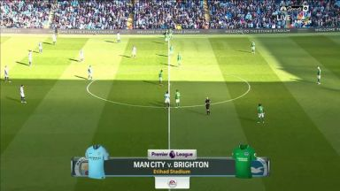Full match: Manchester City vs Brighton & Hove Albion