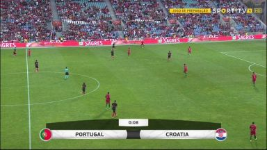Full match: Portugal vs Croatia