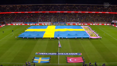 Full match: Sweden vs Turkey