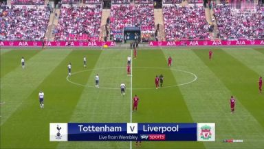 Full match: Tottenham Hotspur vs Liverpool