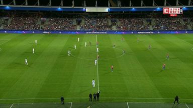 Full match: Viktoria Plzen vs CSKA Moskva