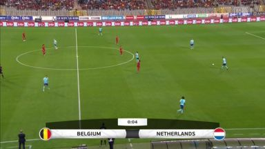 Full match: Belgium vs Netherlands
