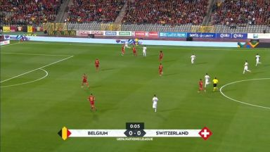 Full match: Belgium vs Switzerland