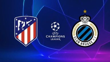 Full match: Atletico Madrid vs Club Brugge