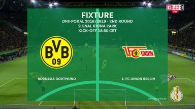 Full match: Borussia Dortmund vs Union Berlin
