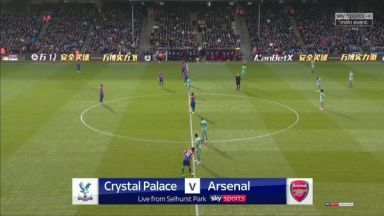 Full match: Crystal Palace vs Arsenal