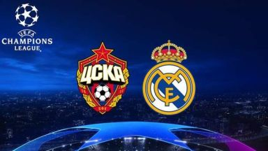 Full match: CSKA Moskva vs Real Madrid