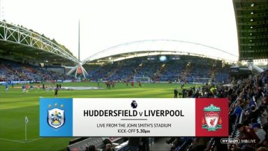 Full match: Huddersfield Town vs Liverpool