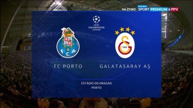 Full match: Porto vs Galatasaray