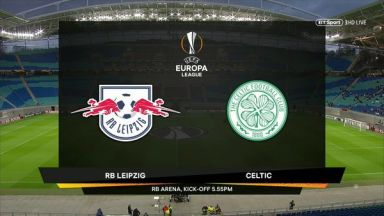 Full match: RB Leipzig vs Celtic