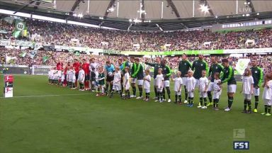 Full match: Wolfsburg vs Bayern Munich