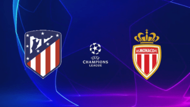 Atletico Madrid vs Monaco