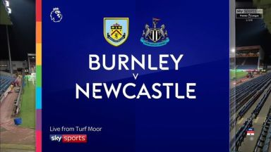 Full match: Burnley vs Newcastle United