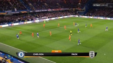Full match: Chelsea vs PAOK