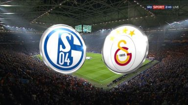Full match: Schalke 04 vs Galatasaray